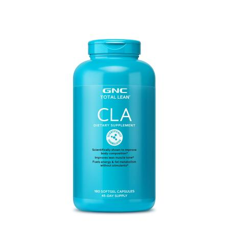 GNC Total Lean CLA, 180 капсул