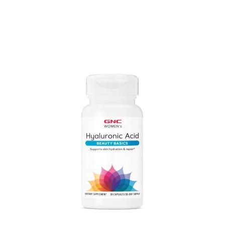 GNC Women's Hyaluronic Acid, 30 капсул