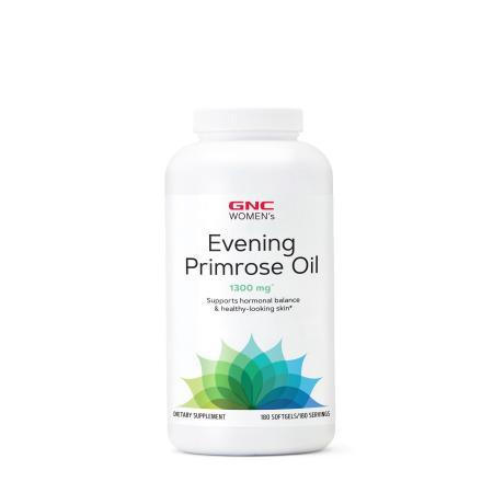 GNC Women's Evening Primrose Oil 1300 mg, 180 капсул