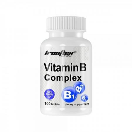 IronFlex Vitamin B Complex, 100 таблеток