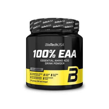 BioTech 100% EAA, 231 грамм