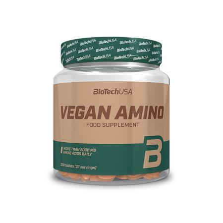 BioTech Vegan Amino, 300 таблеток