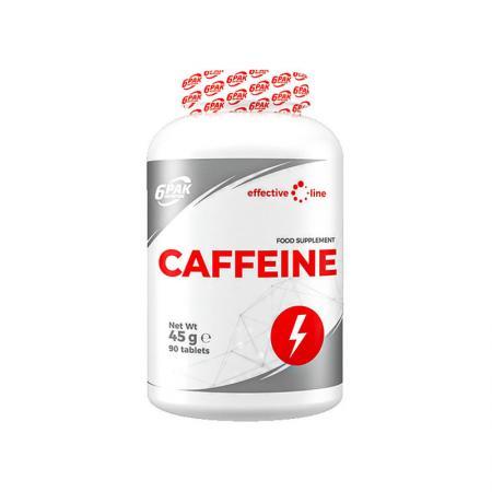 6PAK Nutrition Caffeine, 90 таблеток