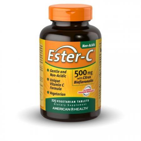 American Health Ester-C with Citrus Bioflavonoids 500 mg, 225 таблеток