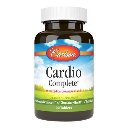 Carlson Labs Cardio Complete, 90 таблеток