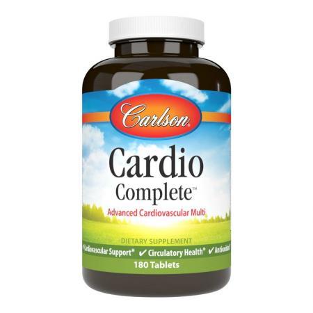 Carlson Labs Cardio Complete, 180 таблеток