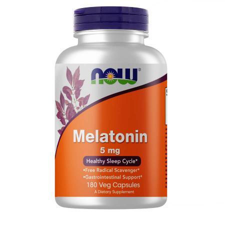 NOW Melatonin 5 мг