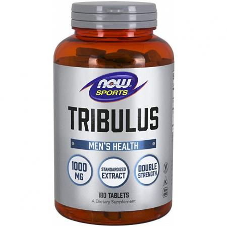 NOW Tribulus 1000 mg, 180 таблеток