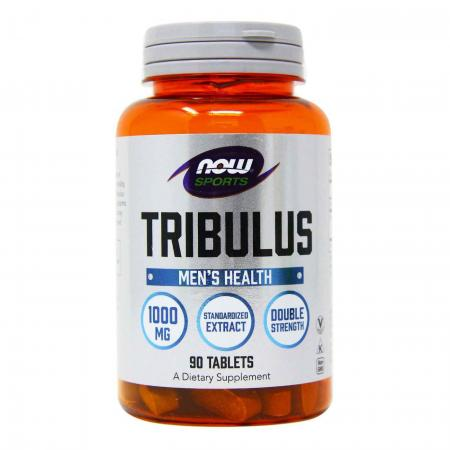 NOW Tribulus 1000 mg, 90 таблеток