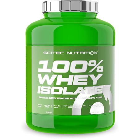 Scitec 100% Whey Isolate, 2 кг