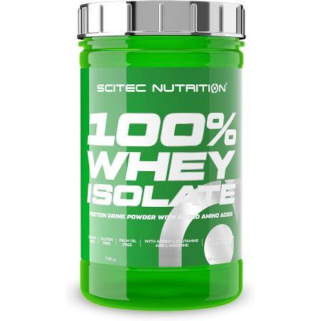 Scitec 100% Whey Isolate, 700 грамм