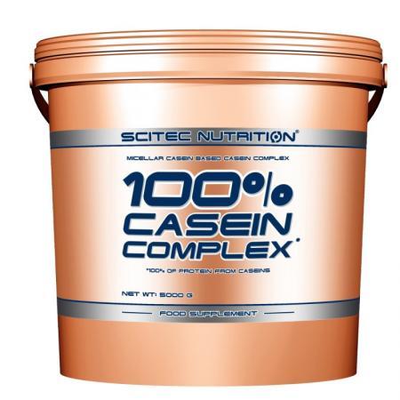 Scitec 100% Casein Complex, 5 кг