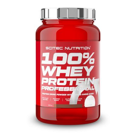 Scitec 100% Whey Protein Professional, 920 грам