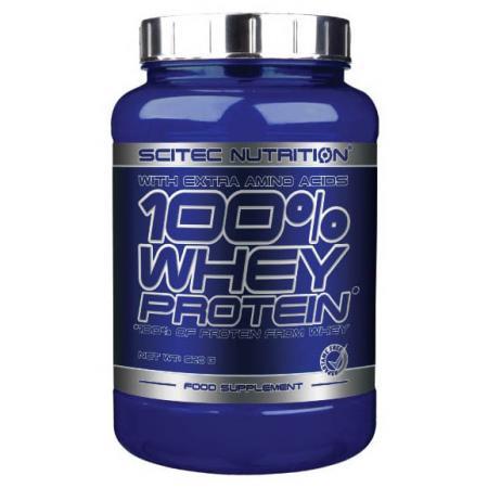 Scitec 100% Whey Protein, 920 грамм