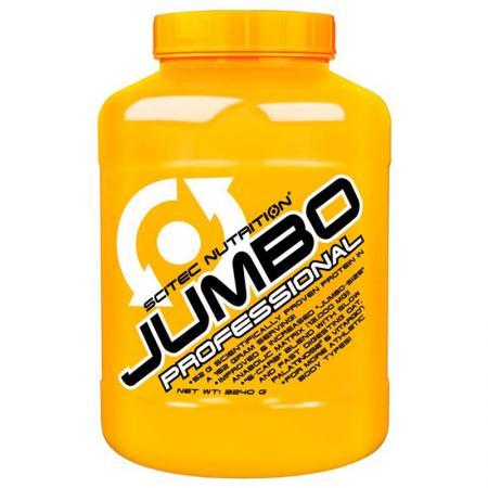 Scitec Jumbo Professional, 3.24 кг