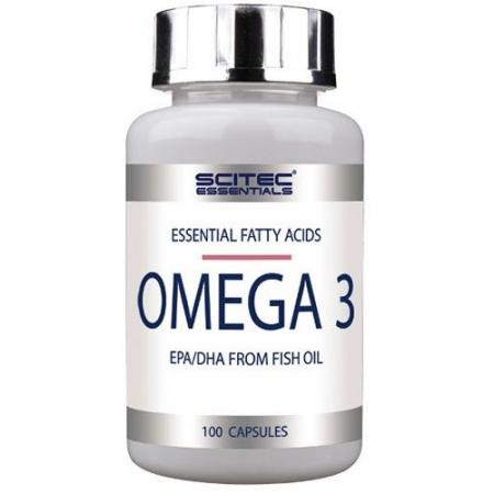 Scitec Omega 3, 100 капсул