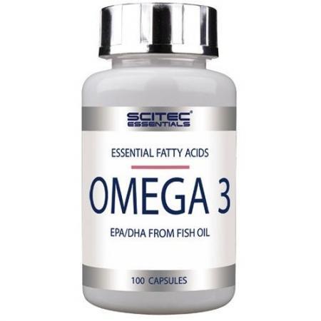 Scitec Omega 3, 100 капсул
