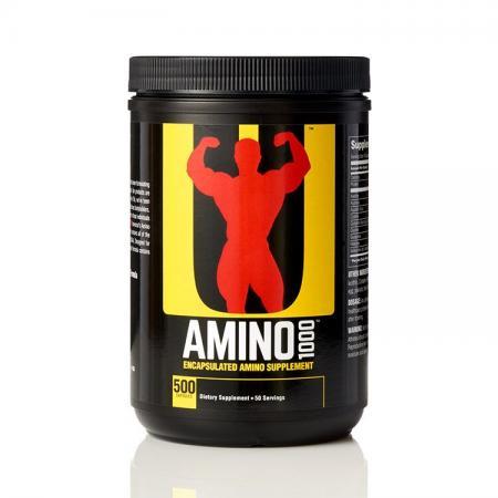 Universal Amino 1000, 500 капсул