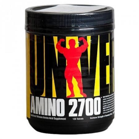 Universal Amino 2700, 120 таблеток