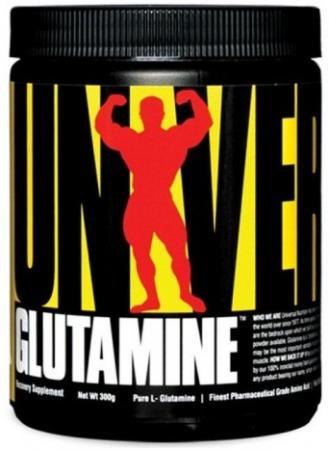 Universal Glutamine, 300 грамм