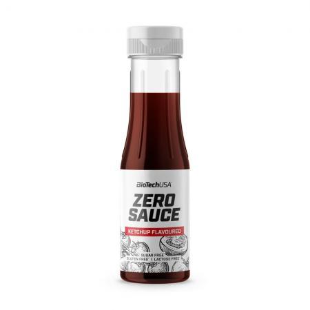 BioTech Zero Sauce 350 мл, кетчуп