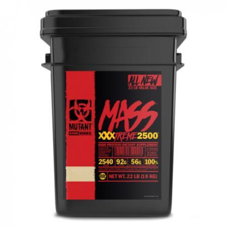 Mutant Mass xXxtreme 2500, 10 кг