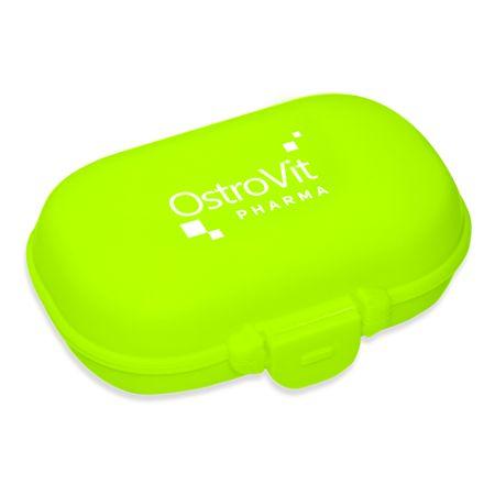 OstroVit Pharma Pill Box, салатовая