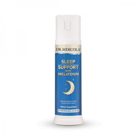 Dr. Mercola Sleep Support with Melatonin Spray, 25 мл