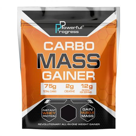 Powerful Progress Carbo Mass Gainer, 2 кг
