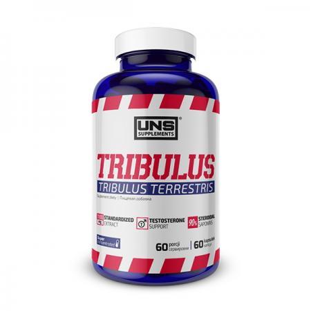UNS Tribulus, 60 капсул