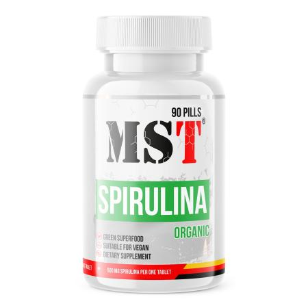 MST Spirulina, 90 таблеток