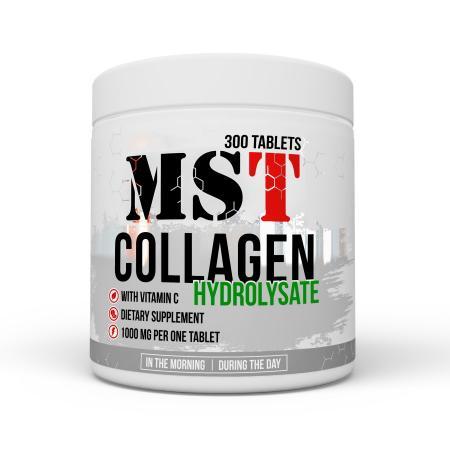 MST Collagen Hydrolysate, 300 таблеток