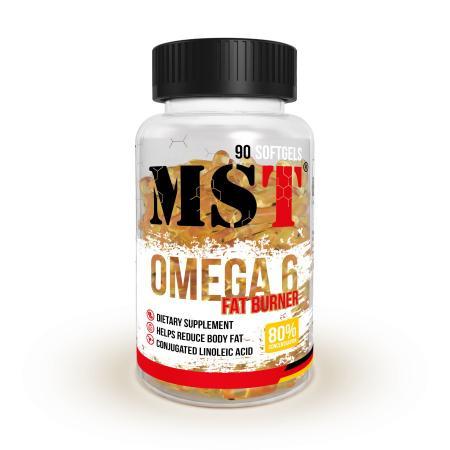 MST Omega 6 Fat Burner, 90 капсул