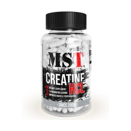 MST Creatine HCL, 90 вегакапсул