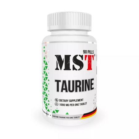 MST Taurine 1000, 90 таблеток