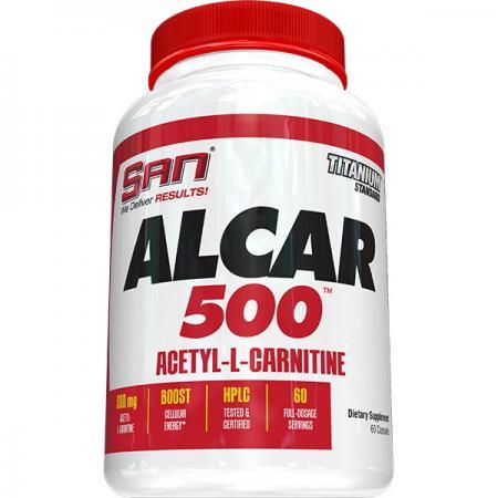 SAN Alcar 750, 100 капсул