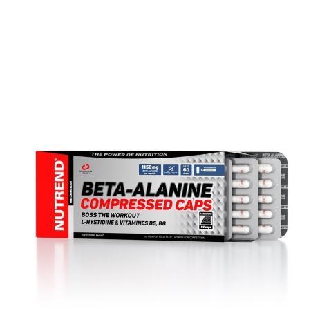 Nutrend Beta-Alanine Compressed, 90 капсул