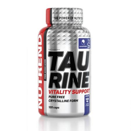 Nutrend Taurine, 120 капсул