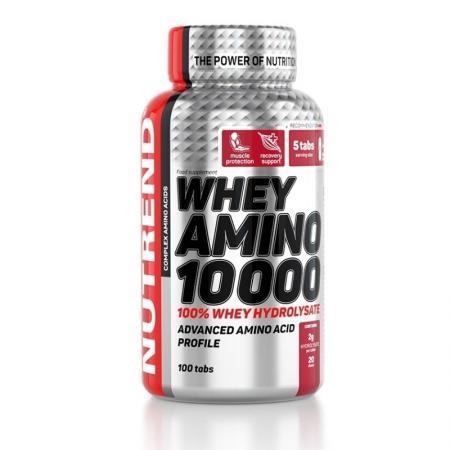 Nutrend Whey Amino 10000, 100 таблеток