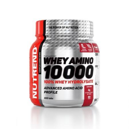 Nutrend Whey Amino 10000, 300 таблеток