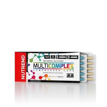 Nutrend MultiComplex Compressed, 60 капсул