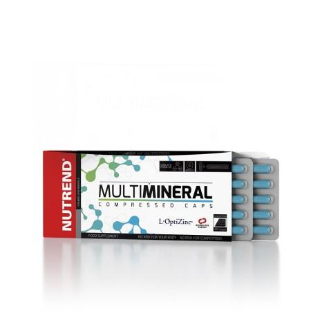 Nutrend MultiMineral Compressed, 60 капсул