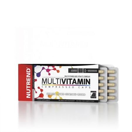 Nutrend MultiVitamin Compressed, 60 капсул