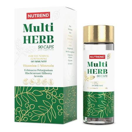 Nutrend MultiHerb, 90 капсул