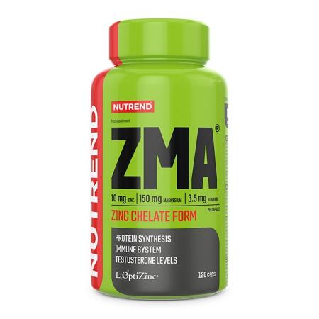 Nutrend ZMA Caps, 120 капсул