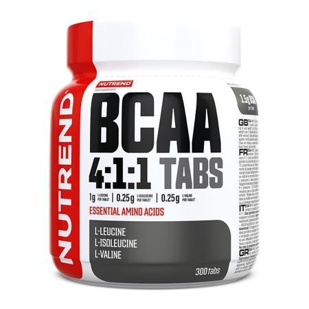 Nutrend BCAA 4:1:1, 300 таблеток