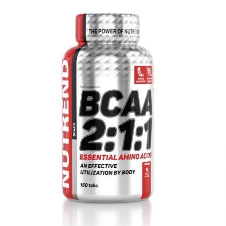 Nutrend BCAA 2:1:1, 150 таблеток