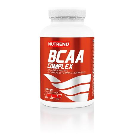 Nutrend BCAA Complex, 120 капсул
