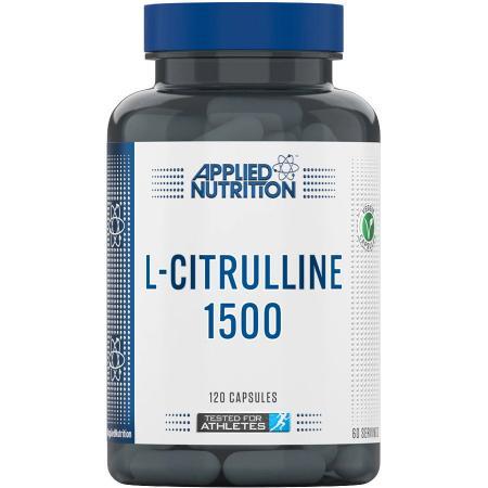 Applied L-Citrulline 1500, 120 капсул