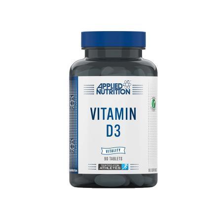 Applied Vitamin D3, 90 таблеток
